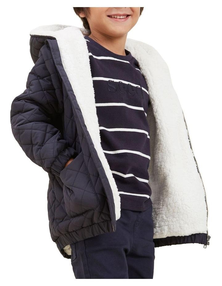 Sherpa Lined Jacket image 4