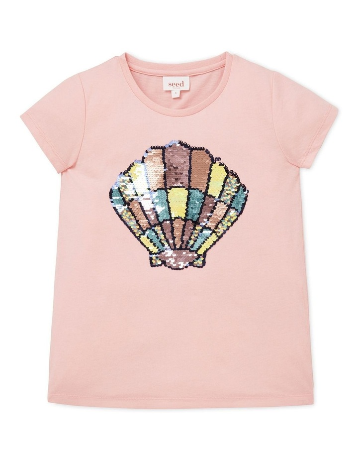 Sequin Shell Tee image 1