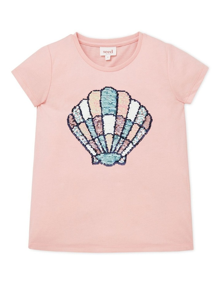 Sequin Shell Tee image 2
