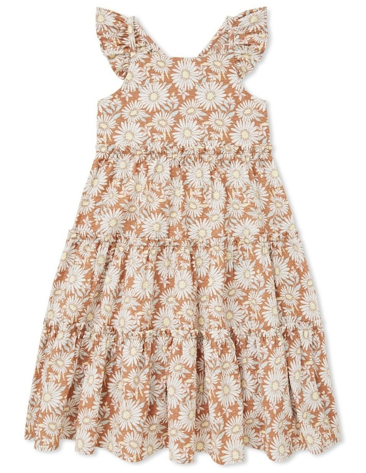 Floral Tiered Dress image 1