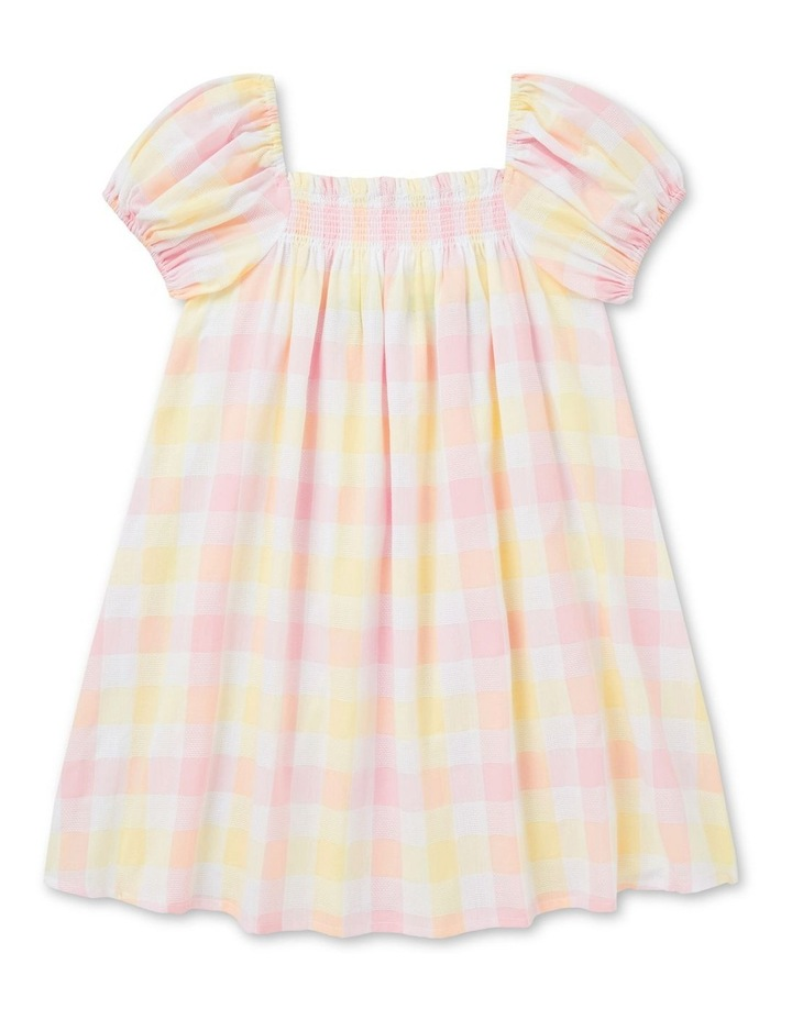 Multi Check Dress image 1