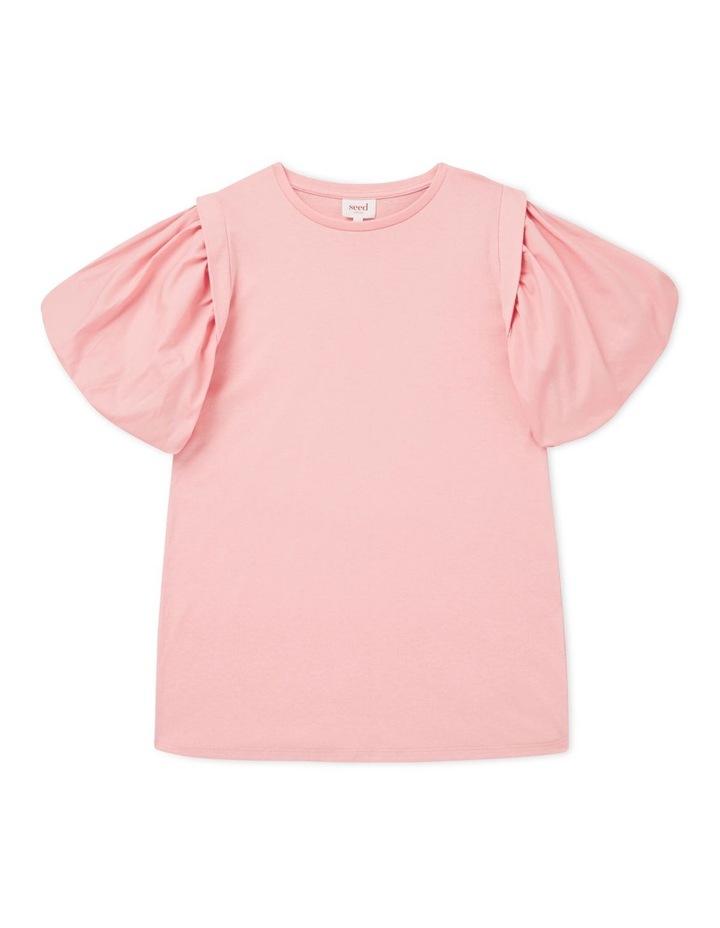 Spliced Jersey Dress image 1