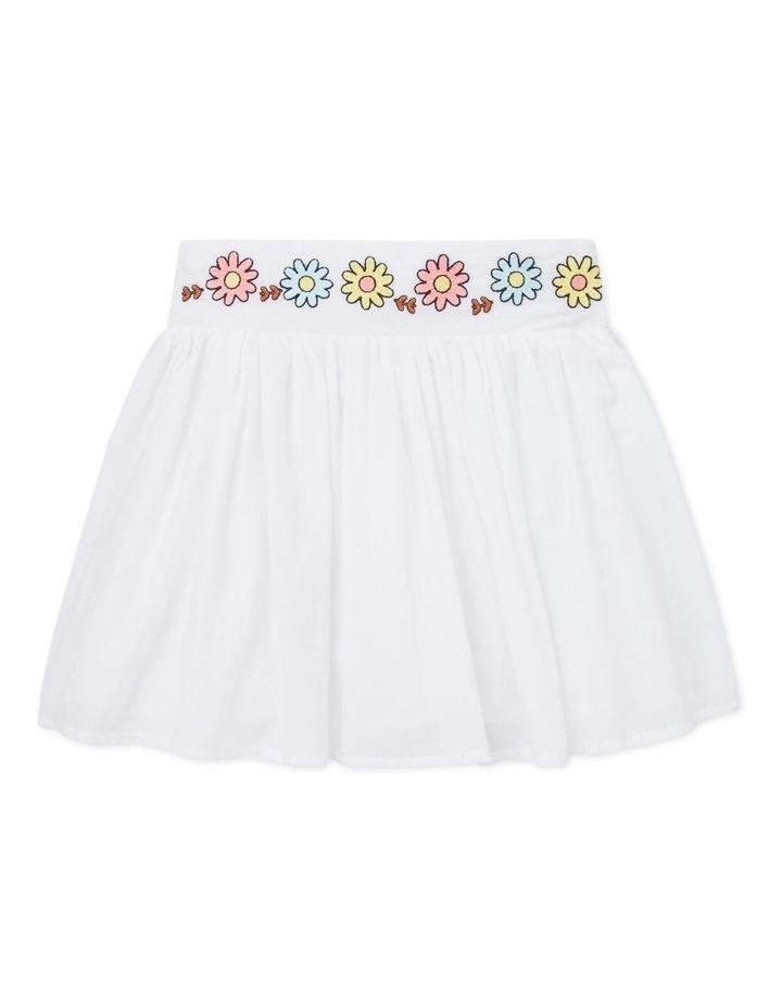 Embroidered Skirt image 1