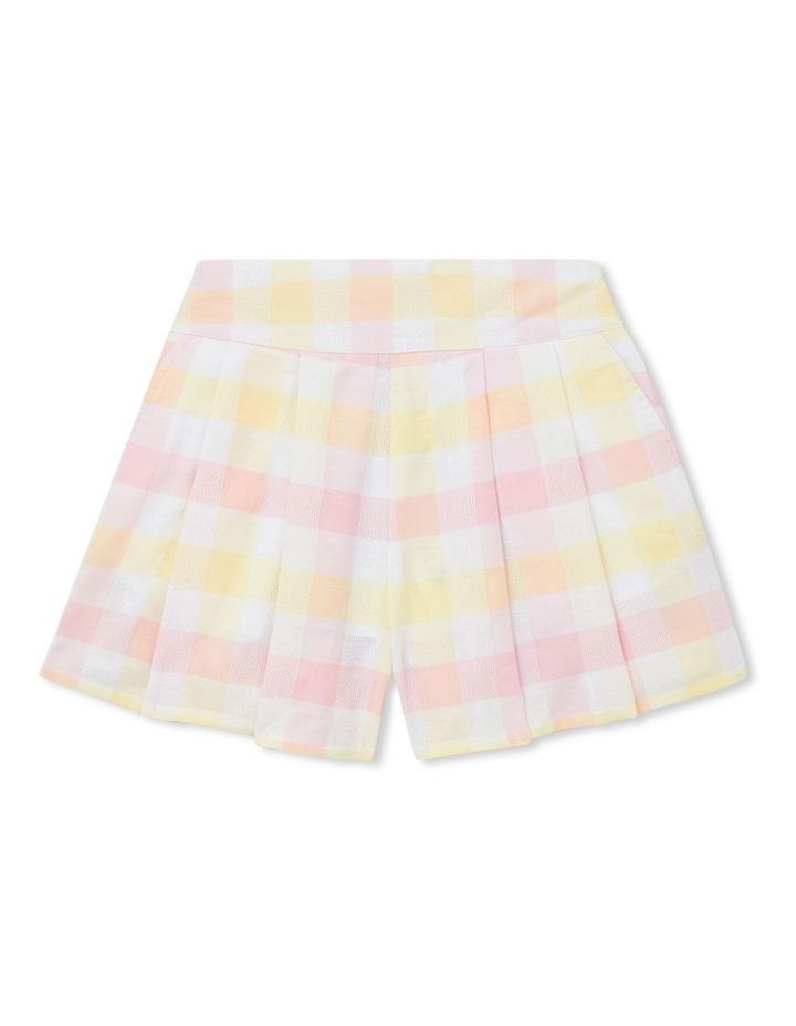 Multi Check Shorts image 1