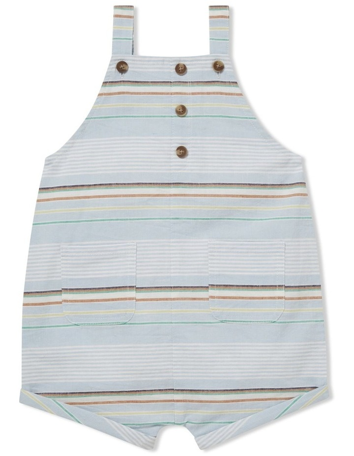 Striped Overall image 1