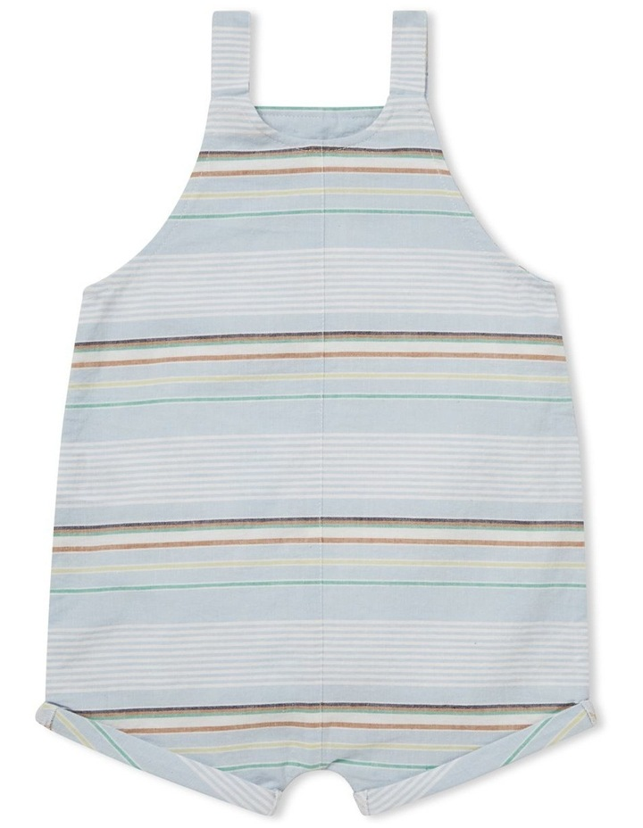 Striped Overall image 3