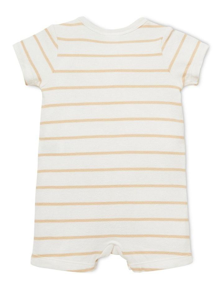 Slub Stripe Jumpsuit image 2