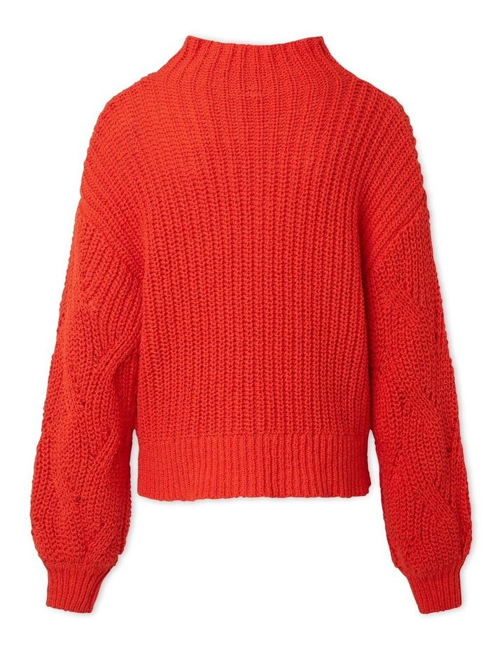 Cable Sweater image 2