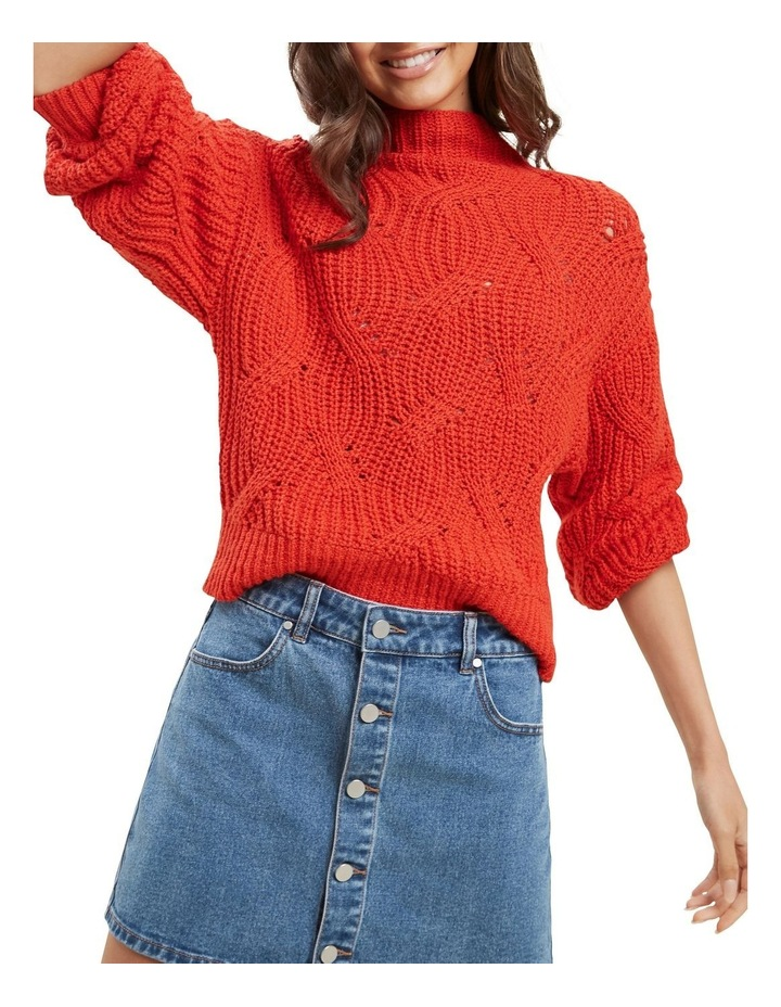 Cable Sweater image 3