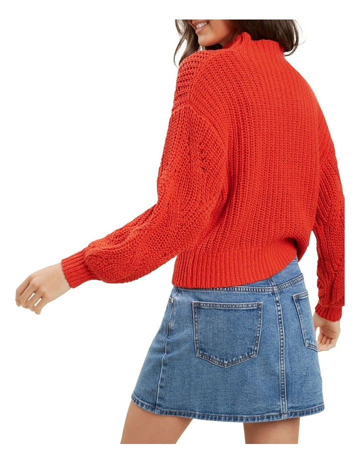 Cable Sweater image 5