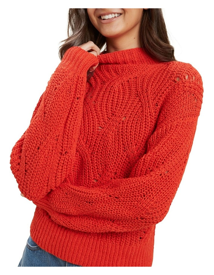 Cable Sweater image 6