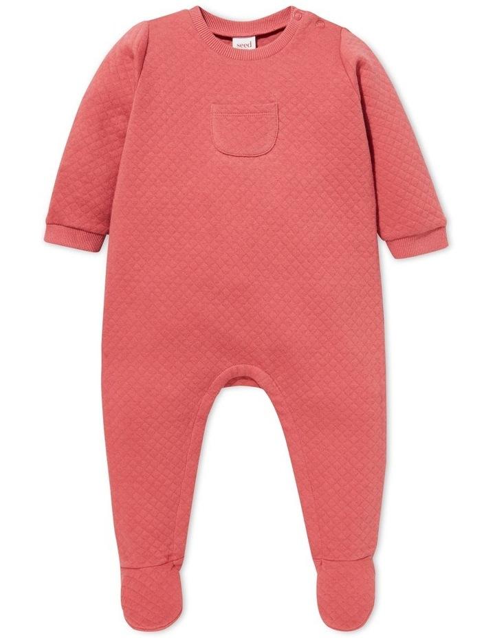 Quilted Pocket Jumpsuit image 1