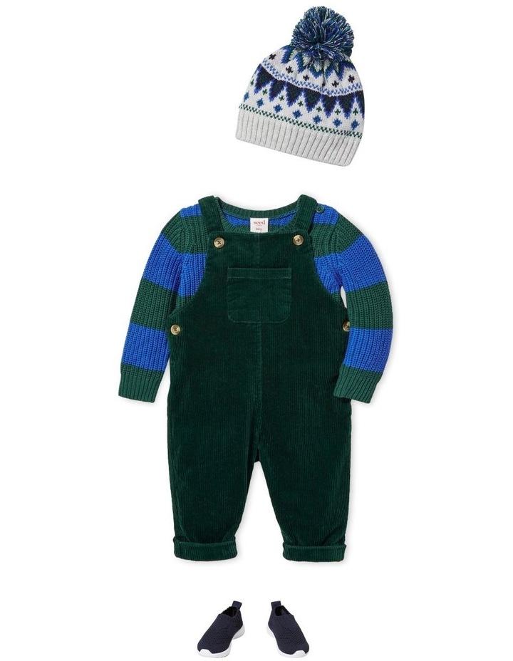 Chunky Stripe Sweater image 2