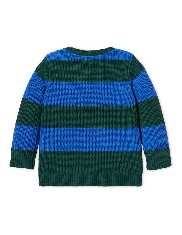 Chunky Stripe Sweater image 3