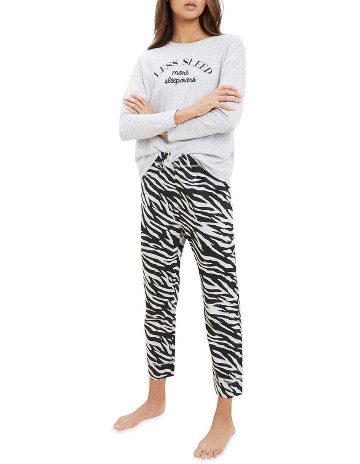 Zebra Pyjamas image 1