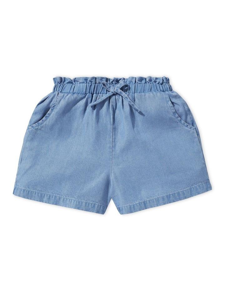 Chambray Shorts image 1