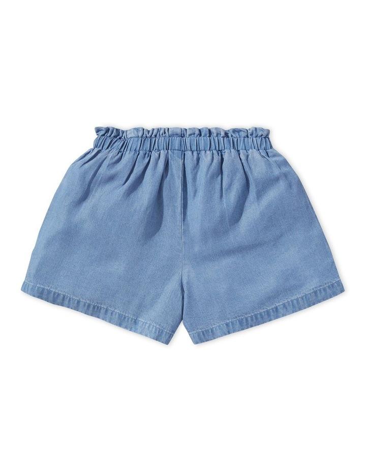 Chambray Shorts image 2