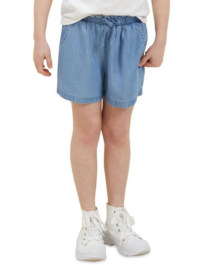 Chambray Shorts image 3