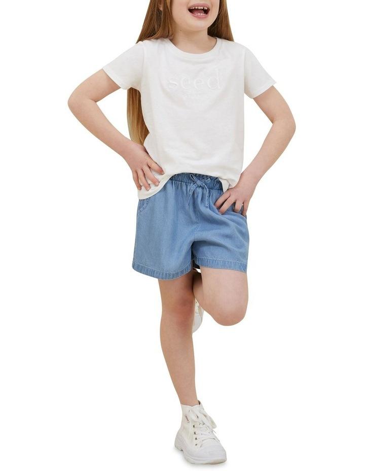 Chambray Shorts image 4