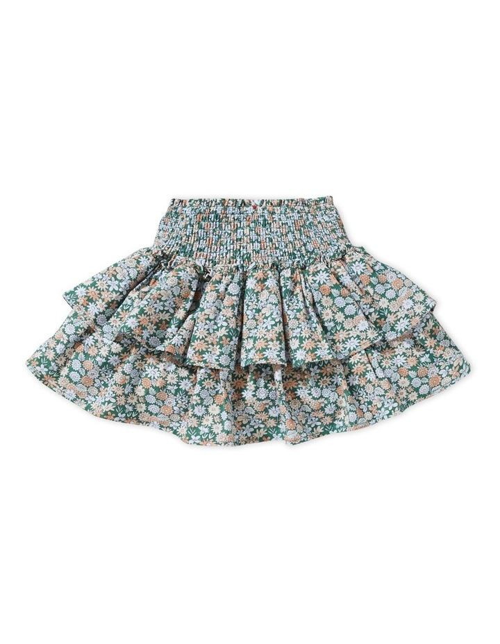 Mini Floral Skirt image 1