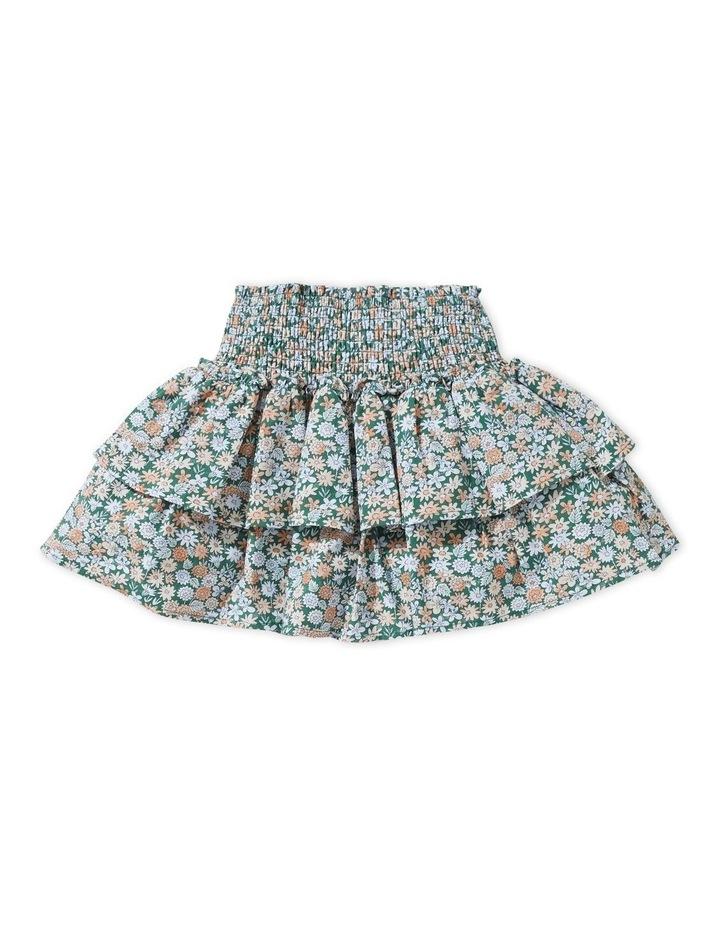 Mini Floral Skirt image 2