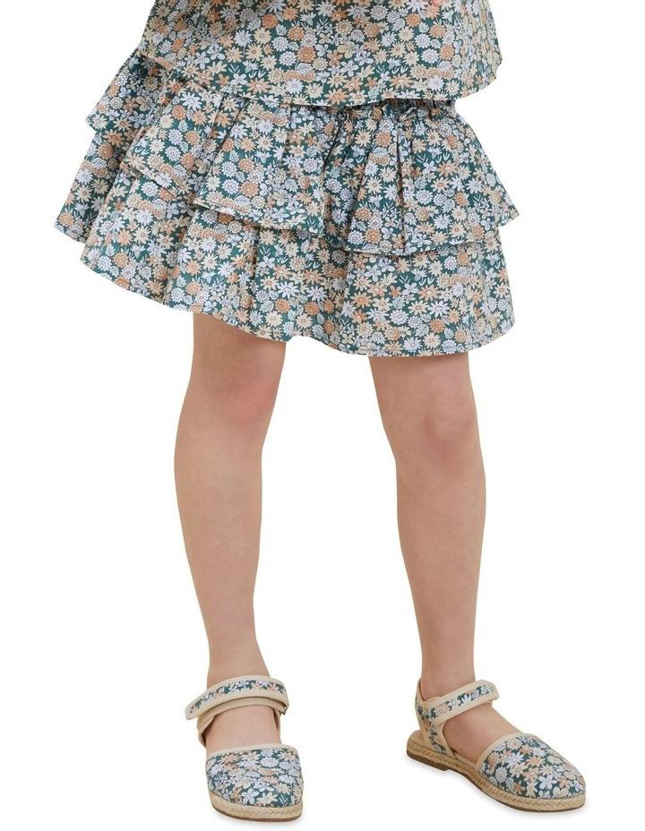 Mini Floral Skirt image 3
