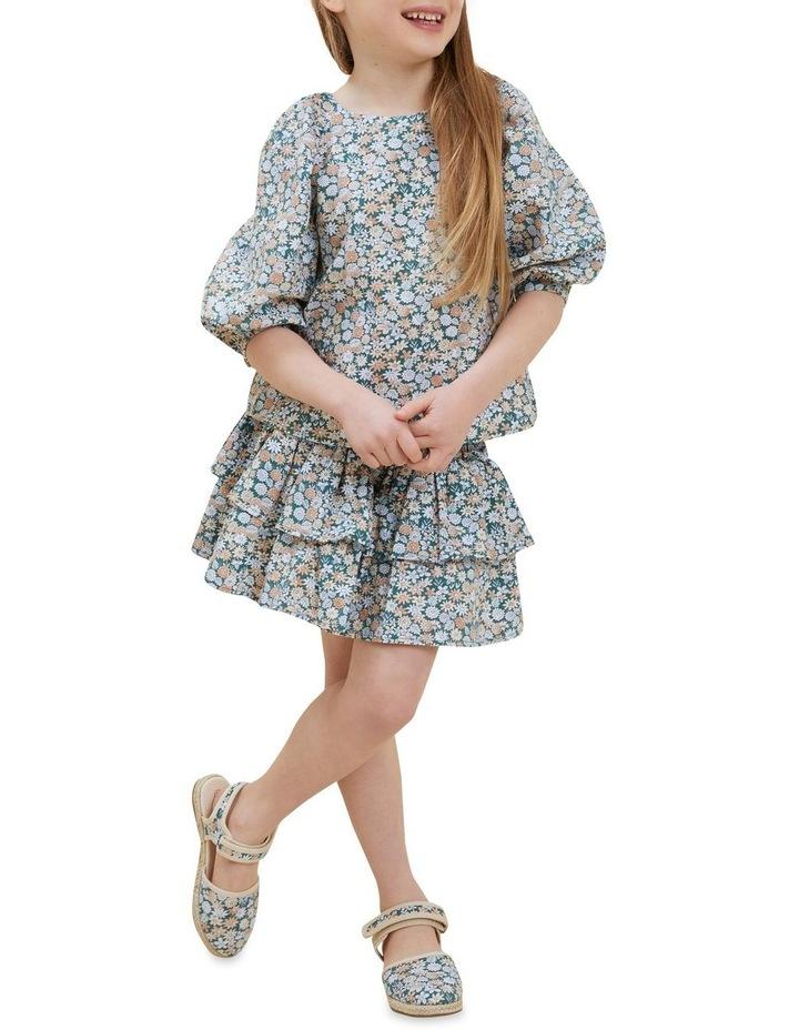 Mini Floral Skirt image 4