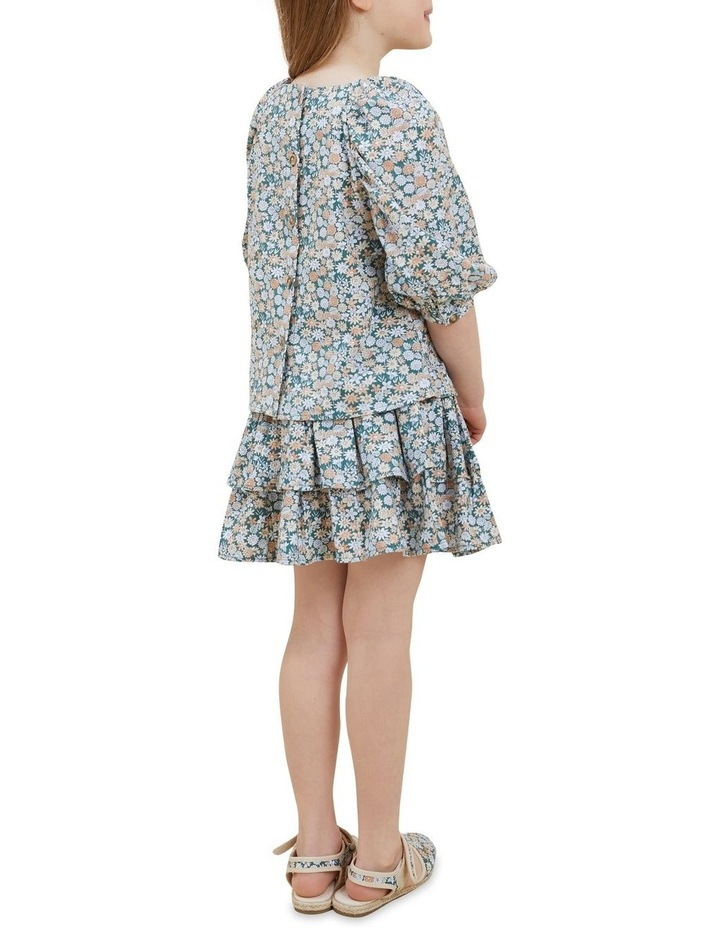 Mini Floral Skirt image 5