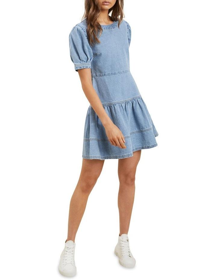 Denim Dress image 2