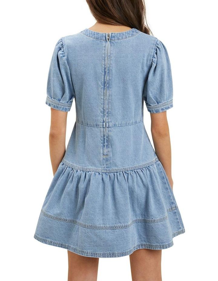 Denim Dress image 3