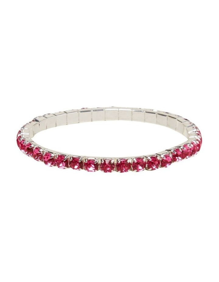 Diamante Stretch Bracelet image 1