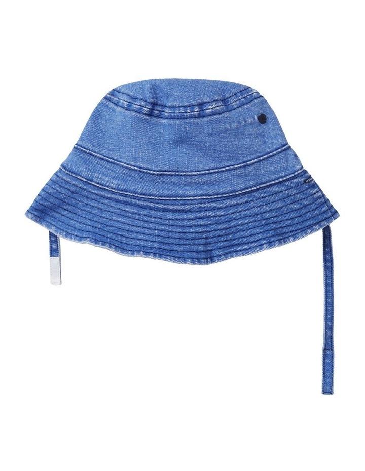 Reversible Denim Sun Hat image 3