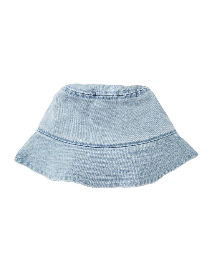 Chambray Bucket Hat image 1