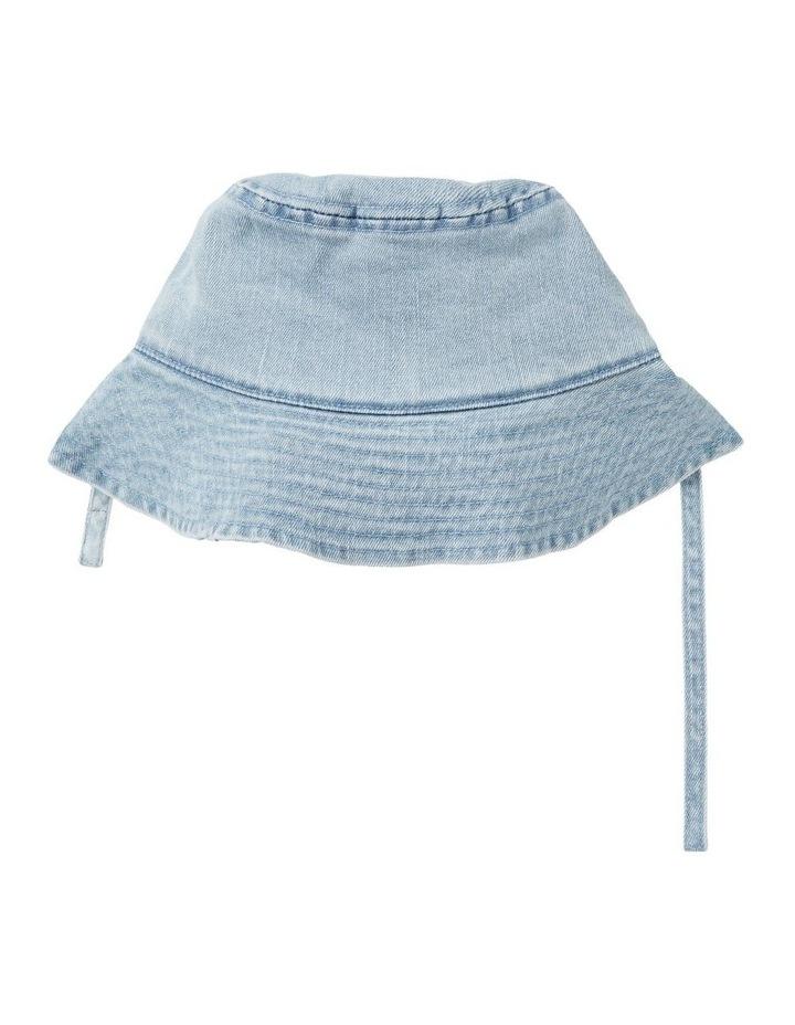 Chambray Bucket Hat image 2