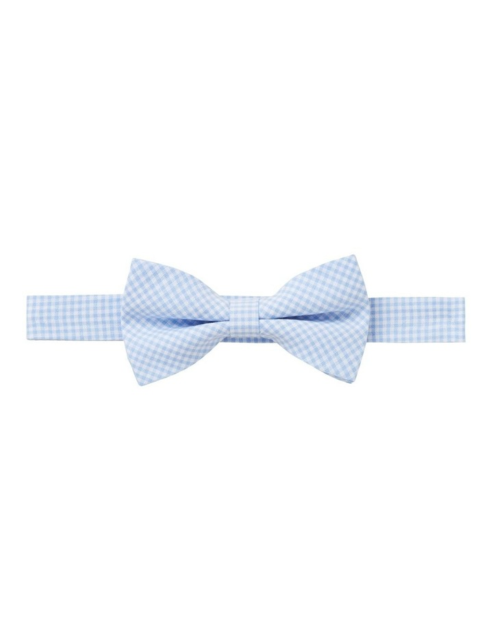 Gingham Bow Tie image 1