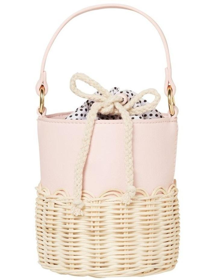 Spliced Wicker Basket image 1
