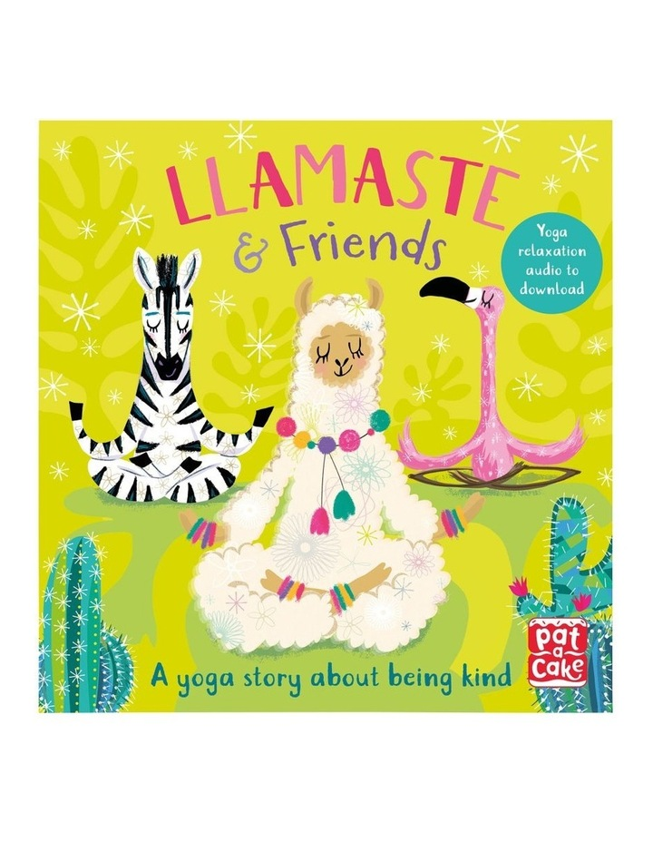 Llamaste And Friends Book image 1