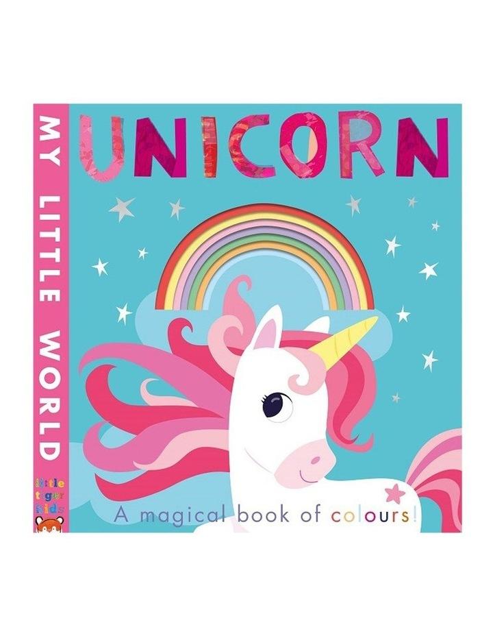 My Little World Unicorn Book image 1