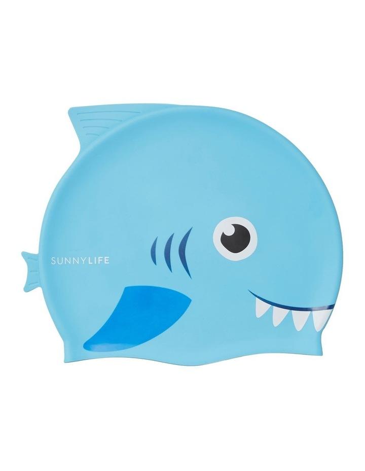 Swimming Cap 3 9 Shark image 1