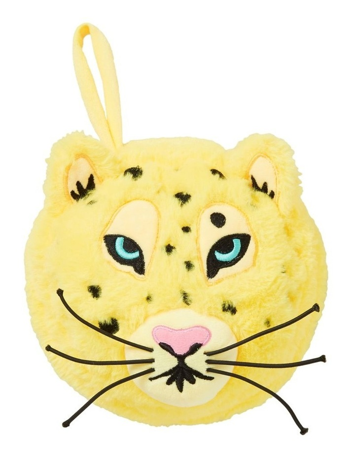 Leopard 2 In 1 Travel Pillow image 1
