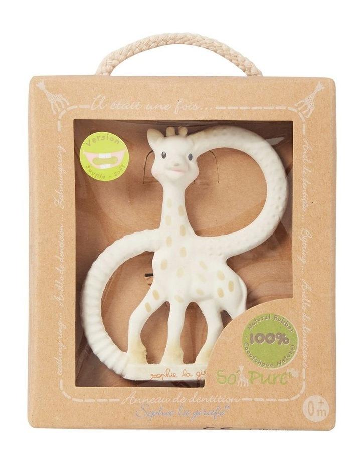 Sophie The Giraffe Teething Rings image 1