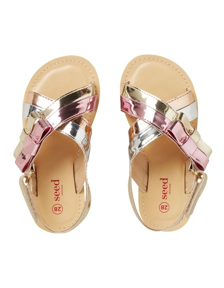 Patent Bow Sandal image 2