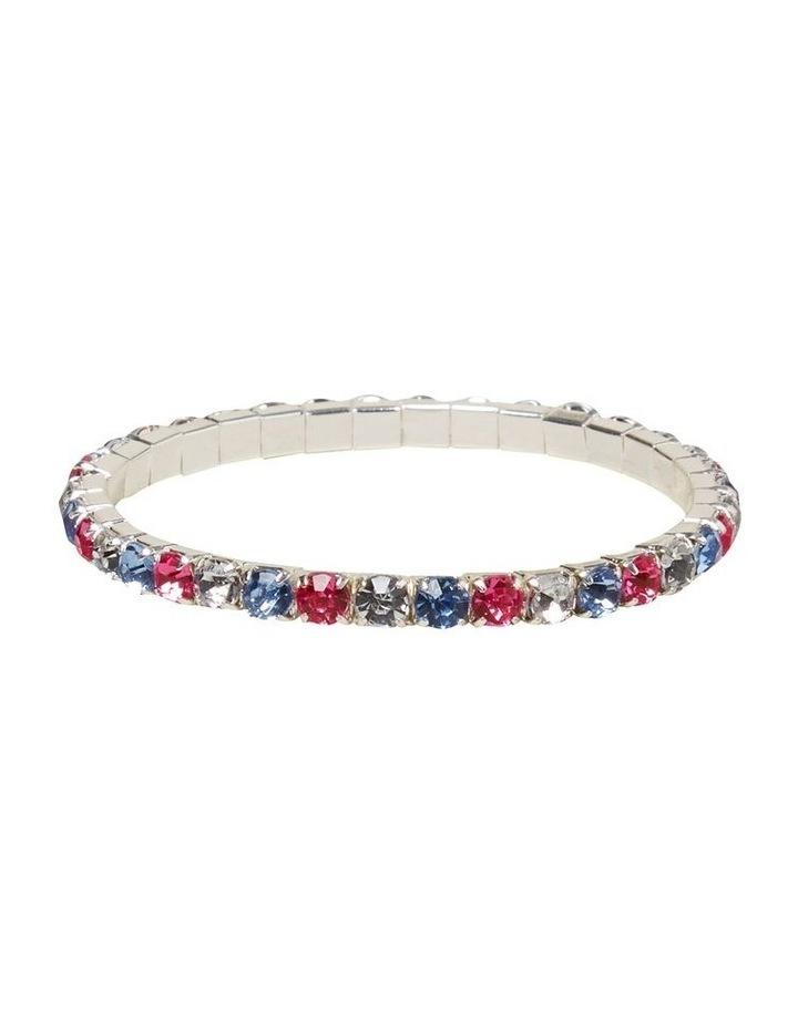 Diamante Stretch Bracelet image 1