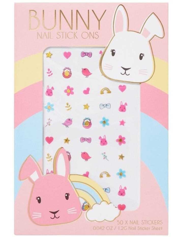 Bunny Nail Stickers image 1