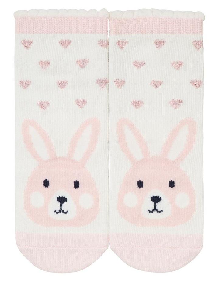 Bunny Face Socks image 1