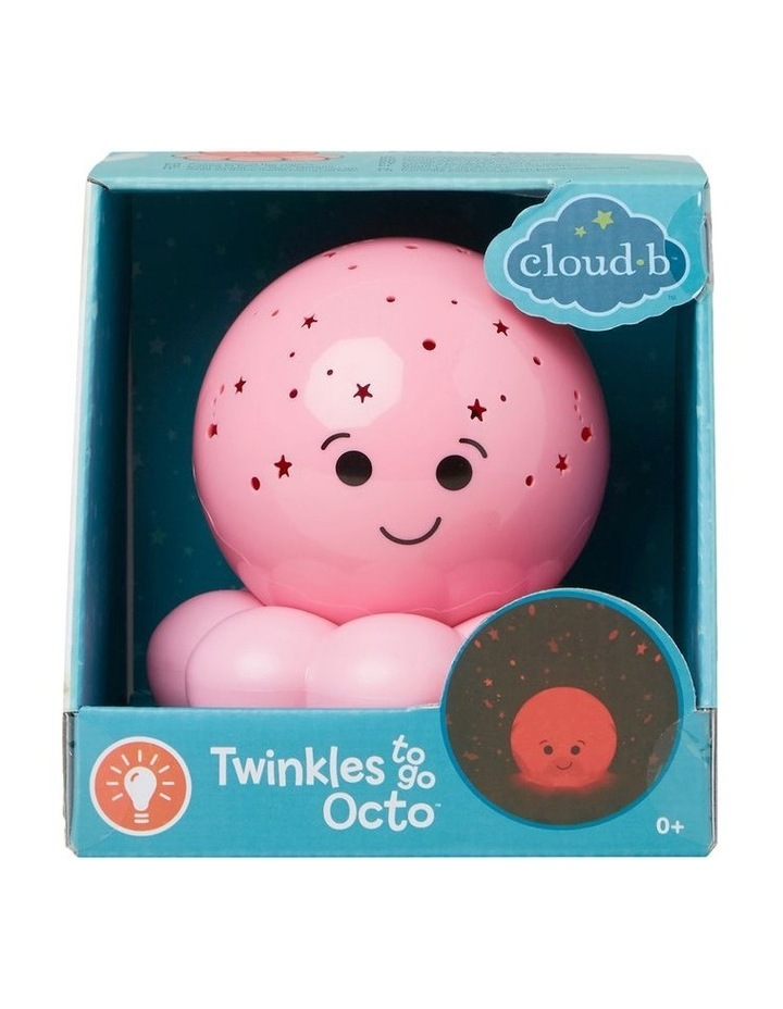 Cloud Twinkles To Go Octopus image 3