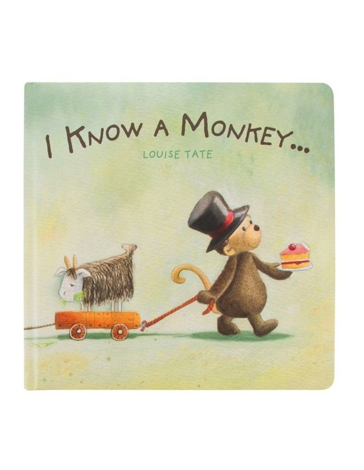 I Know A Monkey Book image 1