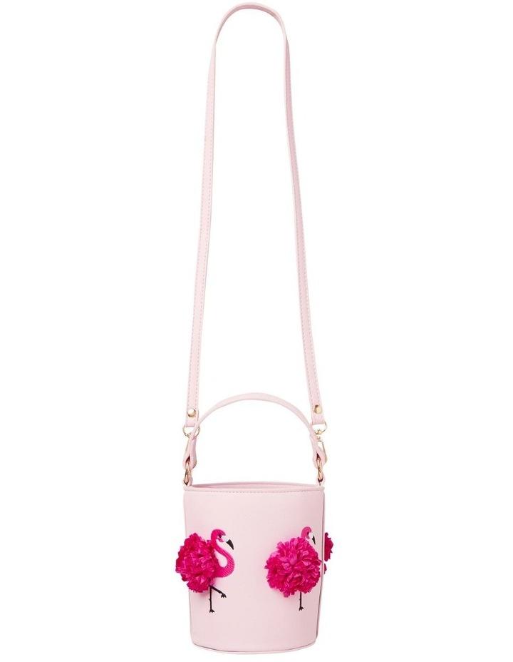 Flamingo Bucket Bag image 1