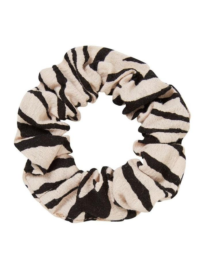 Zebra Scrunchie image 1