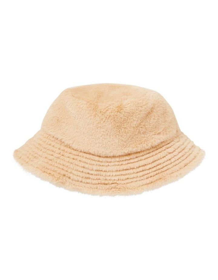 Fluffy Bucket Hat image 1